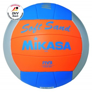 MIKASA Beachvolleyball Beach Soft Sand