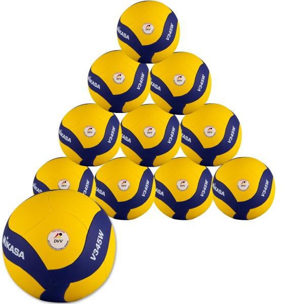 10er Ballpaket  MIKASA V345W