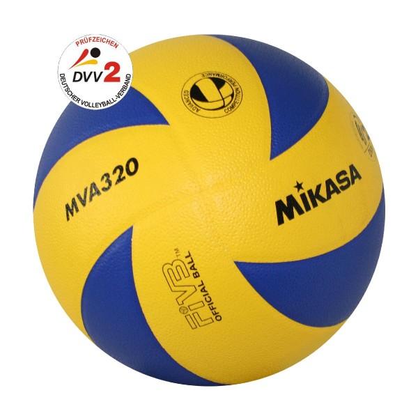 MIKASA Hallenvolleyball MVA 320
