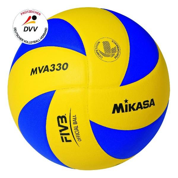 MIKASA Hallenvolleyball MVA 330
