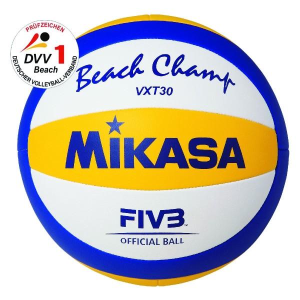MIKASA Beachvolleyball Beach Champ VXT 30