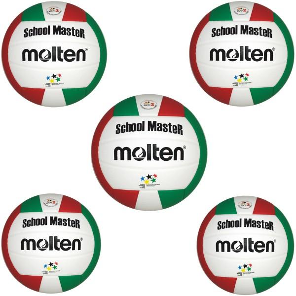5er Ballpaket Molten V5SMC School MasteR