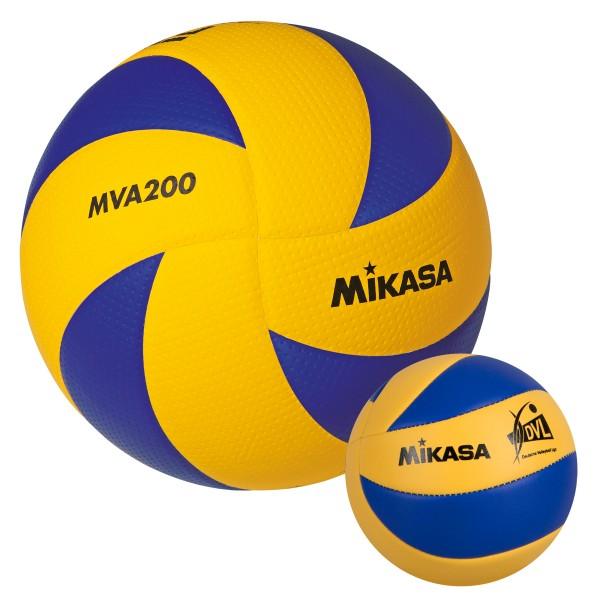 MIKASA MVA 200 + MVA1.5