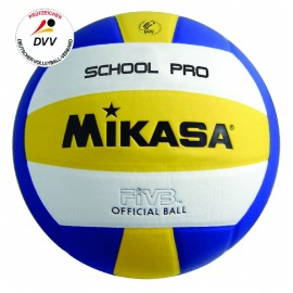 MIKASA Hallenvolleyball School Pro (Schul- und Jugendball)