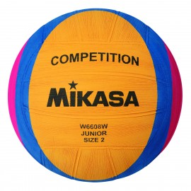MIKASA Wasserball W6608W Competition Junior
