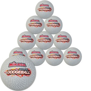 10er Ballpaket MIKASA DGB 850 Dodgeball