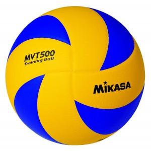 MIKASA Hallenvolleyball MVT 500 Stellerball