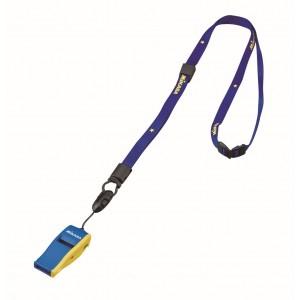 Beatmaster FIVB-Schiedsrichterpfeife (Gelb-Blau)