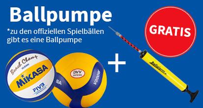 Ballalarm Ballpumpe zu jedem VLS 300 oder MVa 200